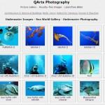 Alte Unterwasserbildergallerie
